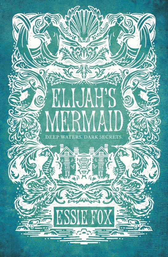Pretty Book Cover Zone : Top books with mermaid covers the book raven